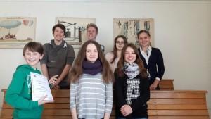 Schülerzeitung Team