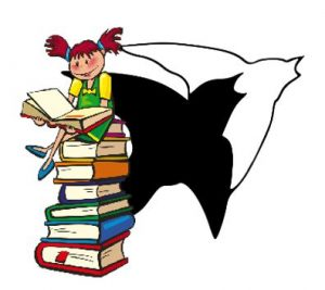 Bücher-Lerche