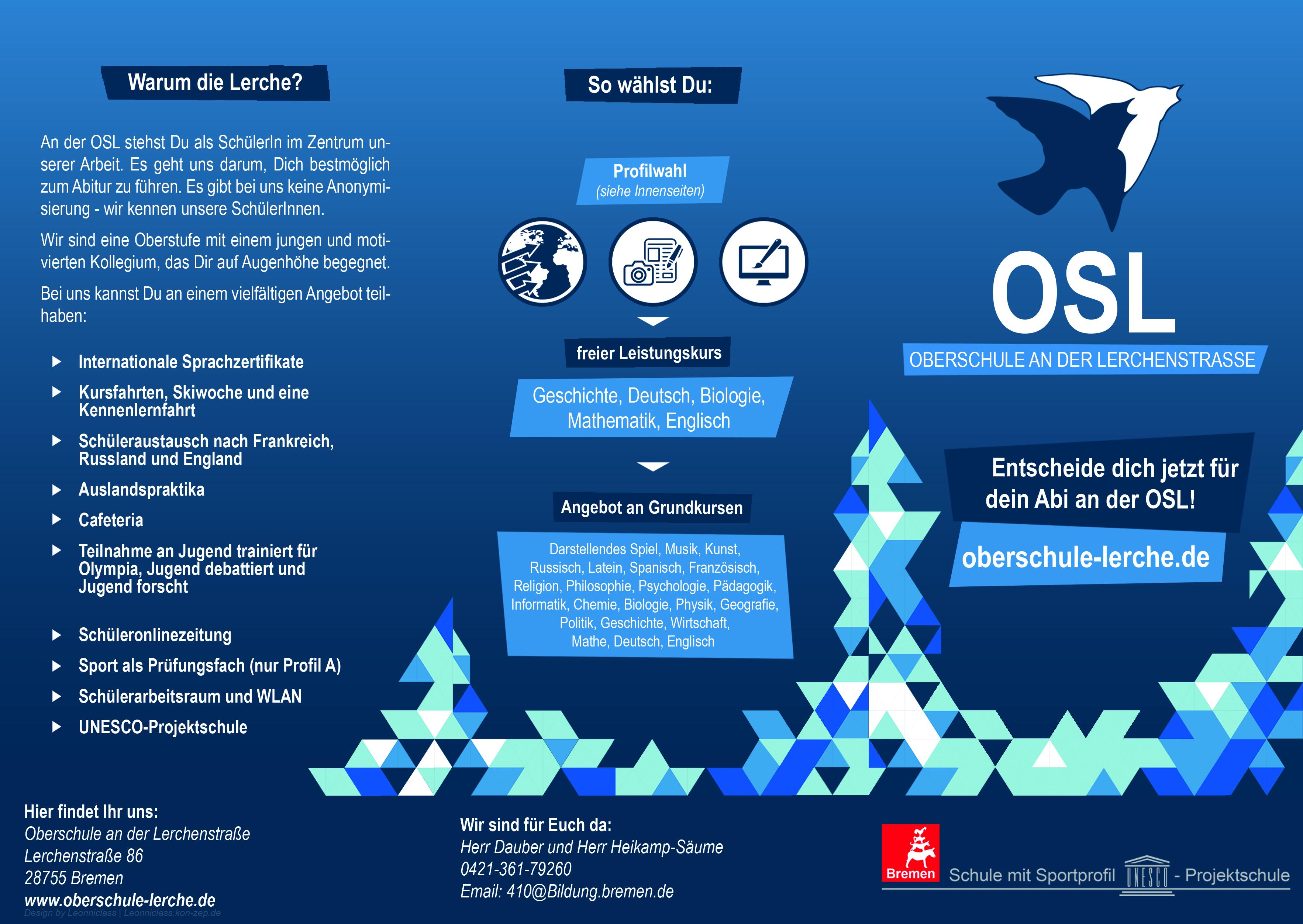 OSL Flyer 2018